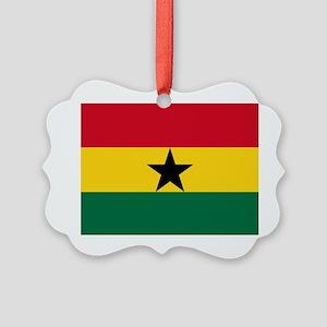 Flag of Ghana Ornament