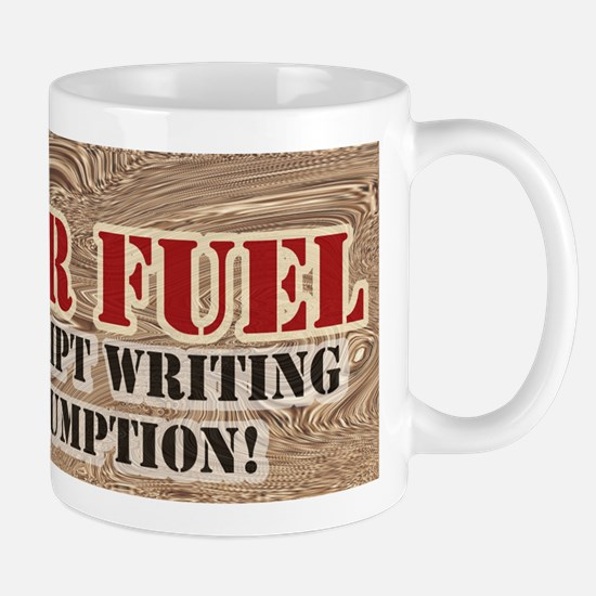 Author Fuel Mug