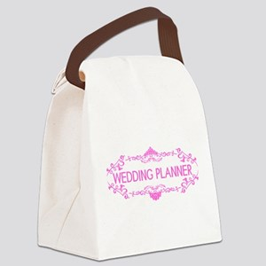 Wedding Series: Wedding Planner ( Canvas Lunch Bag