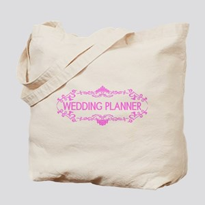 Wedding Series: Wedding Planner (Pink) Tote Bag
