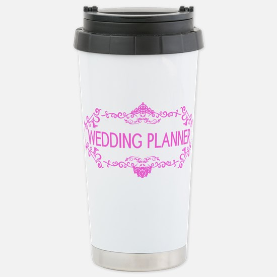 Wedding Series: Wedding Stainless Steel Travel Mug