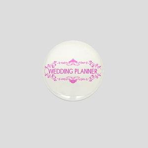 Wedding Series: Wedding Planner (Pink) Mini Button