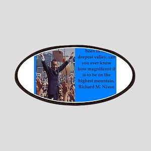 Richrd nixon quotes Patch