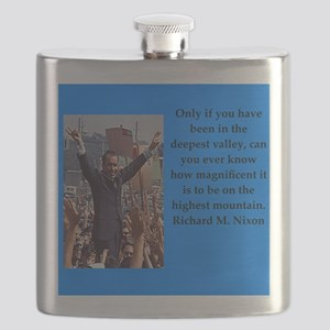 Richrd nixon quotes Flask