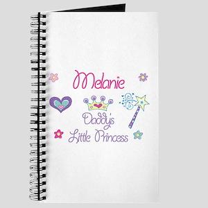 Melanie - Daddy's Little Prin Journal