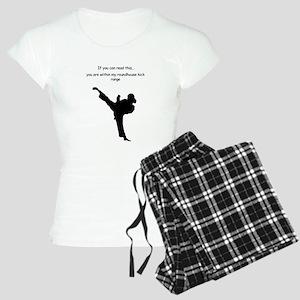 roundhouse kick Pajamas