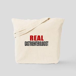 Real Gastroenterologist Tote Bag