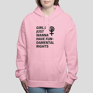 GIRLS JUST WANNA HAVE FUN- DAMENTAL RIGHTS Sweatsh