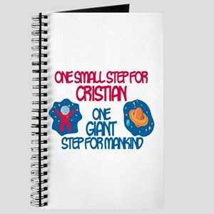Cristian - Astronaut Journal