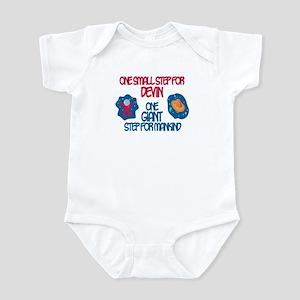 Devin - Astronaut Infant Bodysuit