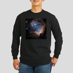 Starbirth region NGC 602 - Long Sleeve T-Shirt