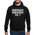 Danger Danger Tilt Pinball Hoodie (dark)
