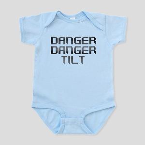 Danger Danger Tilt Pinball Infant Bodysuit