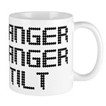 Danger Danger Tilt Pinball Mug