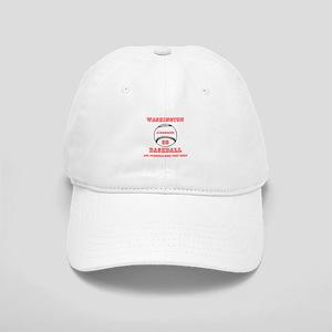 Baseball Personalized Hat