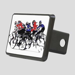 Bikers Rectangular Hitch Cover