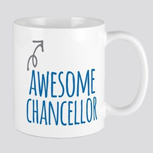 Awesome chancellor Mugs