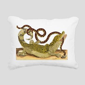 Rectangular Canvas Pillow