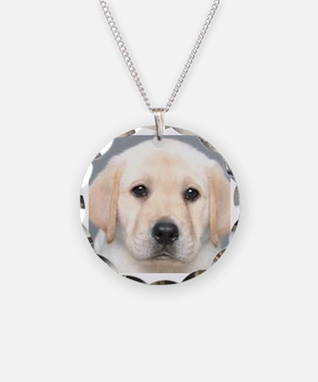 Cute Puppies. Necklace