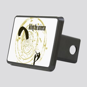 Kite Surfing Rectangular Hitch Cover