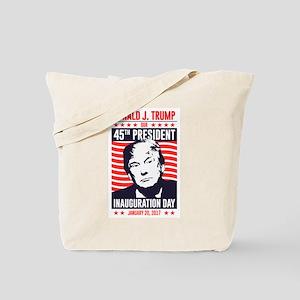 Trump Inauguration Day Tote Bag