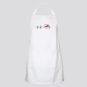 i love German Shepherd Dog Apron