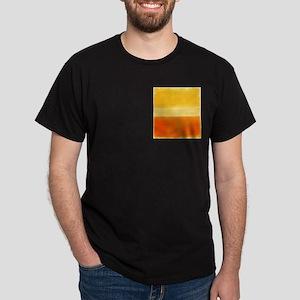 Orange & Shades of Yellow Rothko T-Shirt