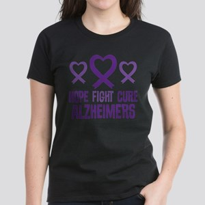 Alzheimers Hope Fight Cure T-Shirt
