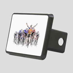 Tour de France Rectangular Hitch Cover