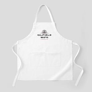 Proud Oilfield Wife BBQ Apron