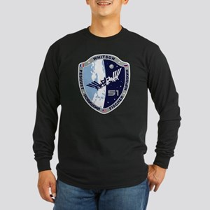 Exp 51 Actual Crew Long Sleeve Dark T-Shirt