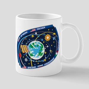 Exp 52, Actual Crew Mug Mugs