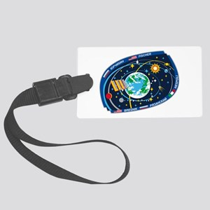 Exp 52, Actual Crew Large Luggage Tag