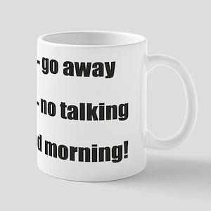 Good Morning Mugs