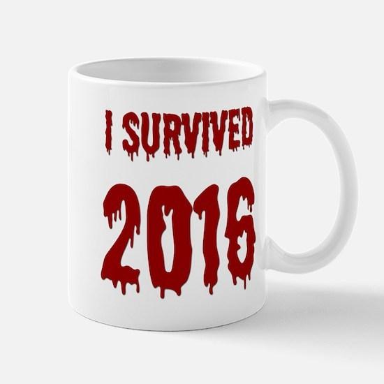 I survived 2016 tour Mugs