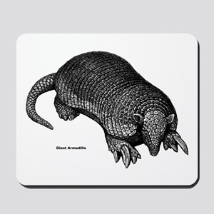 Giant Armadillo Mousepad