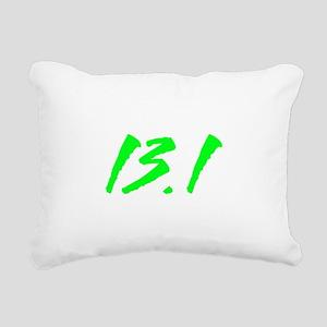13.1 Rectangular Canvas Pillow