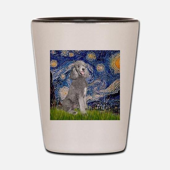 Unique Starry night Shot Glass
