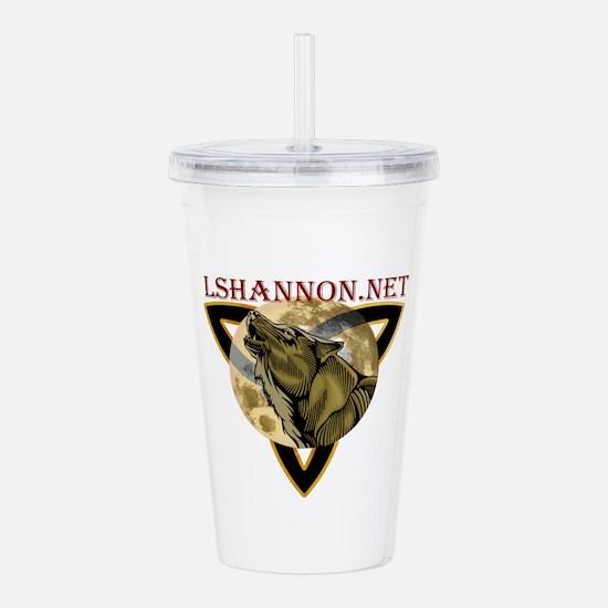 lshannon logo.jpg Acrylic Double-wall Tumbler