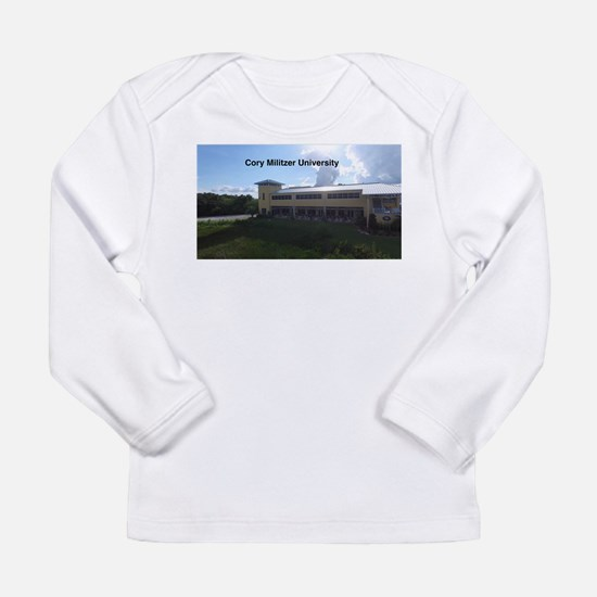 Cory Militzer University Campus Long Sleeve T-Shir