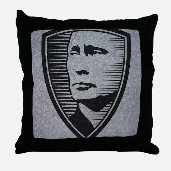 Funny Vladimir putin Throw Pillow