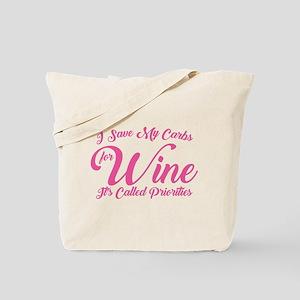 SATC Wine Tote Bag