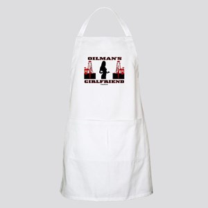 Oilman's Girlfriend BBQ Apron