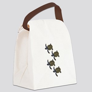 HATCHLINGS Canvas Lunch Bag