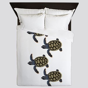 HATCHLINGS Queen Duvet