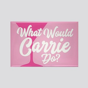 SATC WWCD Pink Rectangle Magnet