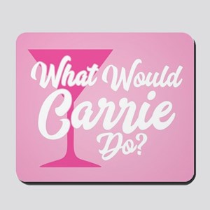 SATC WWCD Pink Mousepad