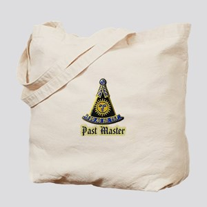 Past Master F & A M Tote Bag