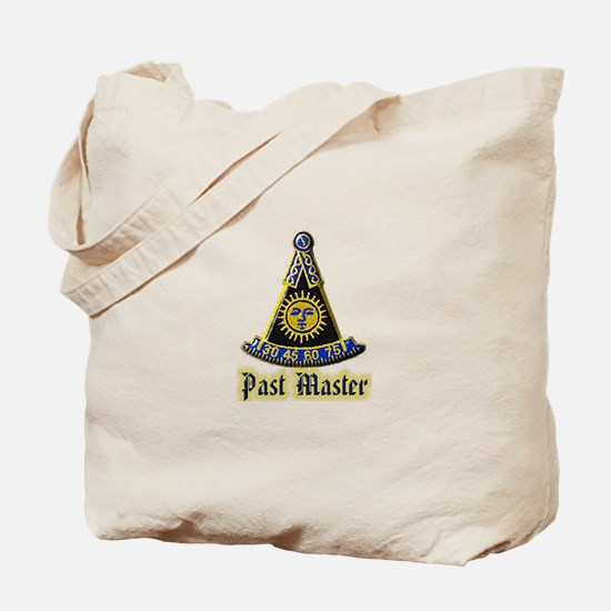 Past Master F & A M Tote Bag