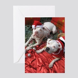 Mr. and Mrs. Paws Greeting Cards
